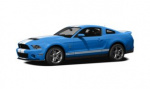 Photo 2010 Ford Shelby GT500