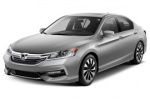 Photo 2017 Honda Accord Hybrid