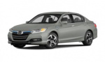 Honda Accord Plug-In Hybrid rims and wheels photo
