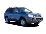 Photo 2004 Hyundai Santa Fe