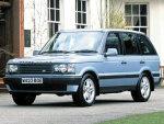 Photo 2000 Land Rover Range Rover