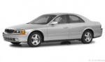 Photo 2002 Lincoln  LS