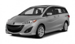 Mazda Mazda5 rims and wheels photo
