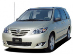 Mazda  MPV rims and wheels photo
