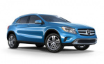 Mercedes-Benz GLA-Class rims and wheels photo