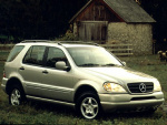 Photo 2000 Mercedes-Benz M-Class