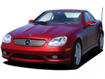 Photo 2004 Mercedes-Benz SLK-Class