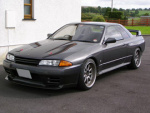 Photo 1992 Nissan R31-R34 Skyline 2dr