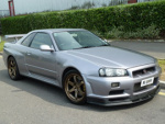 Photo  Nissan R31-R34 Skyline 2dr