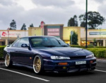 Nissan S14 rims and wheels photo
