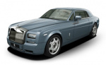 Rolls-Royce Phantom Drophead Coupe tire size