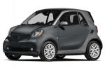 smart fortwo electric drive tire size