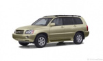 Photo 2002 Toyota Highlander
