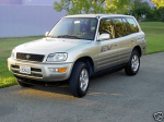 Photo 2002 Toyota RAV4 EV