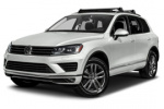 Volkswagen Touareg rims and wheels photo