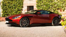 Photo 2017 Aston Martin DB11