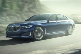Photo 2020 BMW ALPINA B7