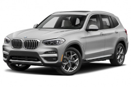 Photo 2020 BMW X3 PHEV