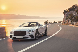 Photo 2021 Bentley Continental GT