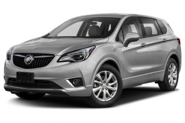 Photo 2020 Buick Envision
