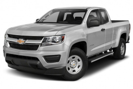 Photo 2020 Chevrolet Colorado