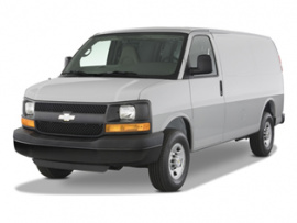 Photo 2015 Chevrolet Express 3500