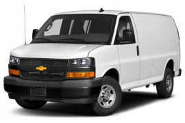 Photo 2019 Chevrolet Express 3500