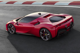 Photo 2020 Ferrari SF90 Stradale