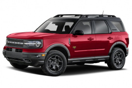 Photo 2021 Ford Bronco Sport