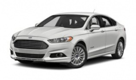 Photo 2016 Ford Fusion Hybrid