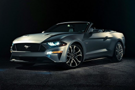 Photo 2021 Ford Mustang