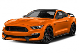 Photo 2020 Ford Shelby GT350