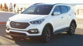 Photo 2017 Hyundai Santa Fe Sport