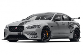 Photo 2019 Jaguar XE SV
