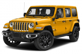 Photo 2021 Jeep Wrangler Unlimited 4xe