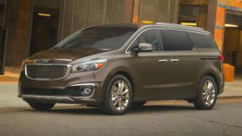 Photo 2017 Kia Sedona