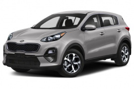 Photo 2020 Kia Sportage