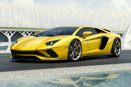 Photo 2019 Lamborghini Aventador S