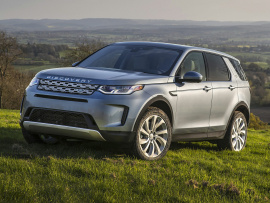 Photo 2022 Land Rover Discovery Sport