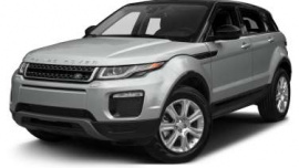 Photo 2017 Land Rover Range Rover Evoque