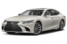 Photo 2019 Lexus LS 500h