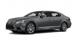 Photo 2015 Lexus LS 600h