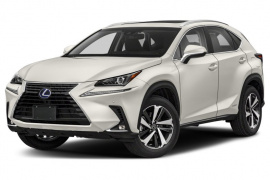 Photo 2020 Lexus NX 300h