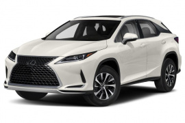Photo 2020 Lexus RX 350