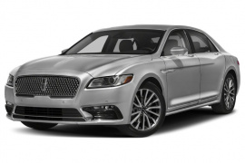 Photo 2020 Lincoln Continental