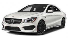 Photo 2016 Mercedes-Benz AMG CLA