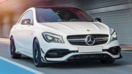 Photo 2017 Mercedes-Benz AMG CLA45