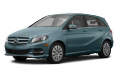 Photo 2015 Mercedes-Benz B-Class Electric Drive