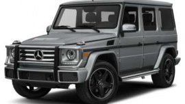 Photo 2017 Mercedes-Benz G-Class