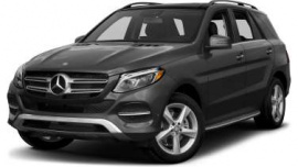 Photo 2017 Mercedes-Benz GLE550e